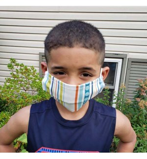 Reusable Kids Face Mask in Groovin Mambo