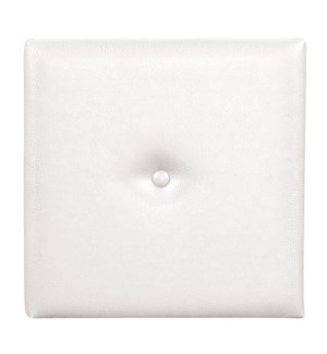 Wall Pixel with Button Avanti White