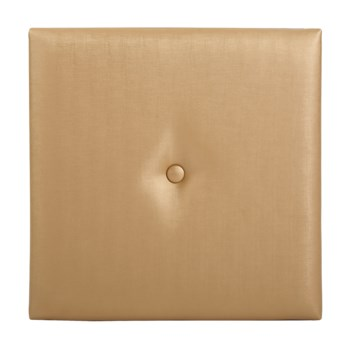 Wall Pixel with Button Luxe Gold