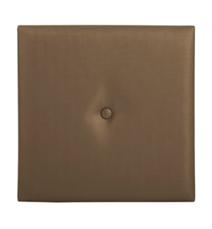 Wall Pixel with Button Luxe Bronze