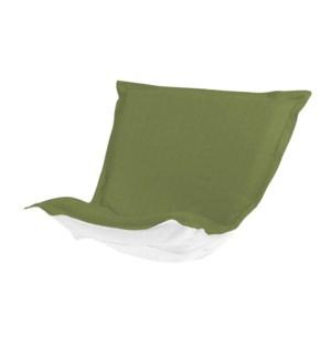Puff Chair Cushion Seascape Moss Cushion and Cover