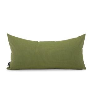 Kidney Pillow Seascape Moss