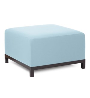Axis Ottoman Seascape Breeze Slipcover (Cover Only)