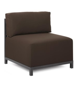 Axis Chair Seascape Chocolate Slipcover (Cover Only)