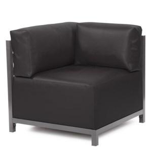 Axis Corner Chair Atlantis Black Slipcover (Cover Only)