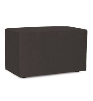Universal Bench Cover Seascape Charcoal (Cover Only)