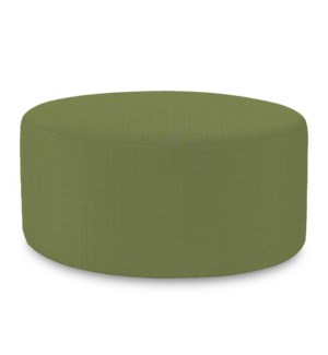 Universal Round Ottoman Cover Seascape Moss (Cover Only)