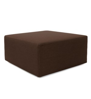 """Universal 36"""" Square Cover Seascape Chocolate (Cover Only)"""