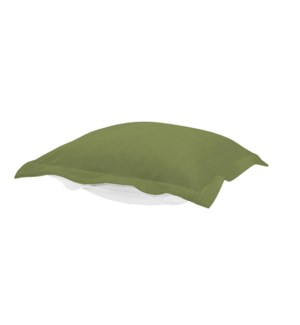 Puff Ottoman Cover Seascape Moss (Cover Only)