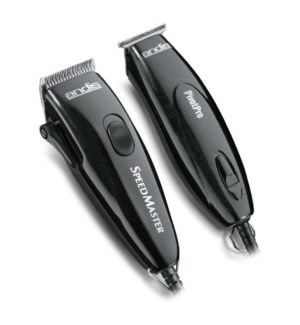 PIVOT MOTOR COMBO CLIPPER BLACK