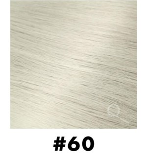 Tape-in Hair Extensions, Color #60, 18 Long, Straight, 10pcs
