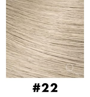 """Tape-in Hair Extensions, Color #22, 22"""" Long, Straight, 10pcs"""