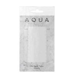 Aqua Retape Tabs (60 pcs)