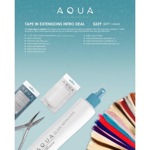 The Aqua Tape In Intro Deal