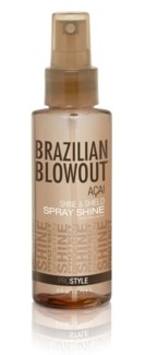 Brazilian Shine Spray Solution 4oz