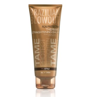 Brazilian Thermal Straightening Balm 8oz