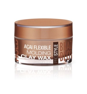 Brazilian Açai Molding Clay Wax 2oz