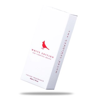 Cardinal White Edition Fragrance 50ml