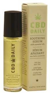 CBD Soothing Serum Rollerball 10ml