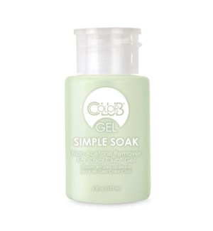 Simple Soak Gel Remover Fresh Citrus