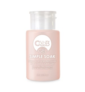 Simple Soak Gel Remover Peach