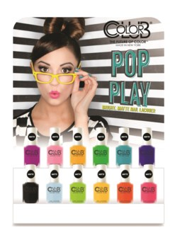 Pop Play 12pc Counter Display