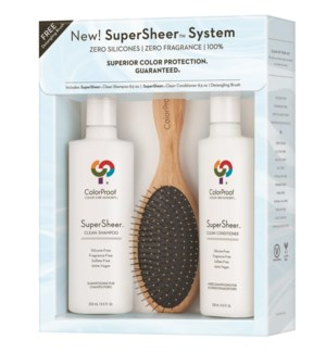 SuperSheer Stylist Kit
