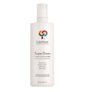 SuperSheer Clean Conditioner 8.5oz