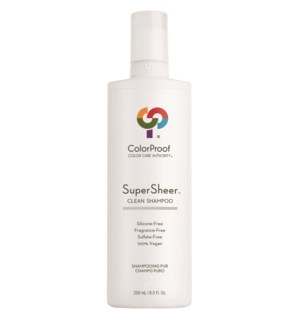 SuperSheer Clean Shampoo 8.5oz