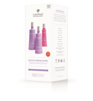 SignatureBlonde Transformation Kit