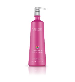 CrazySmooth Anti-Frizz Shampoo 25.4oz