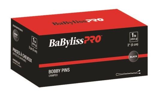 Bobby Pins 2'' Silver - 1/2 lb