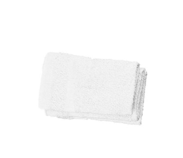Deluxe White Towels - 12 pk