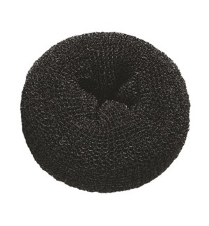 Hair Donut 3.5'' (3pk) - Black