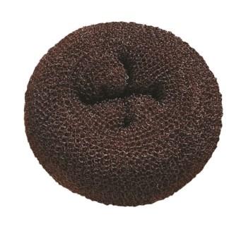 Hair Donut 3.5'' (3pk) - Brown