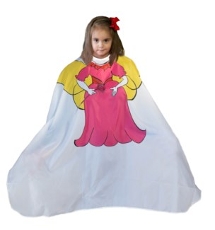 Child's Cutting Cape - Fairy