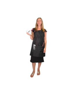Tech  Apron Black