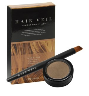 Hair Veil Dark Blonde