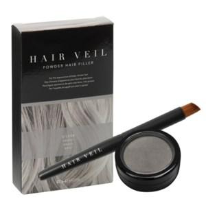 Hair Veil Silver