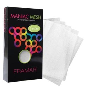 Maniac Mesh 6x11 50 sheets