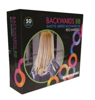Backwards Bib Clear