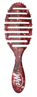 Flex Dry Round Glamour Red Glitter