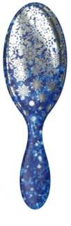Detangler Original Glamour Blue Snowflake