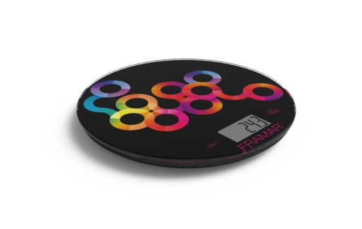 Digital Color Scale with Logo