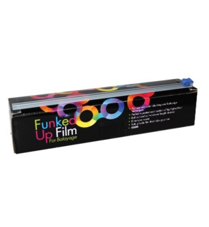 Funked Up Film Clear