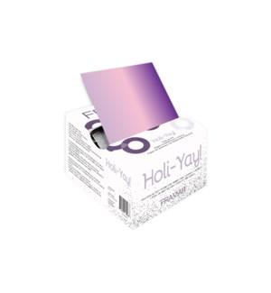 Holi-Yay Pop-Up Foil