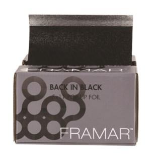 Back in Black 5 x 11 Pop Up Foil