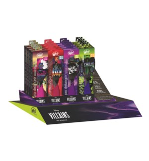 Disney Villains - 16pc Display