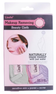 Makeup Removal Beauty Cloth - Duo pack