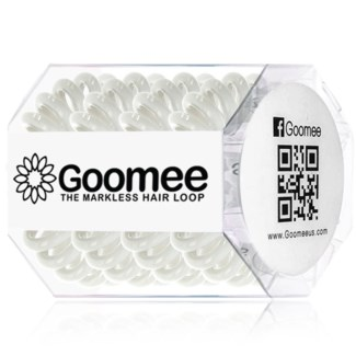 Goomee (4 Loops) – Pearly White